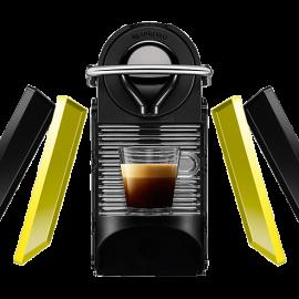 KRUPS Nespresso XN3020S Καφετιέρα Krups Pixie Clips Black Lime