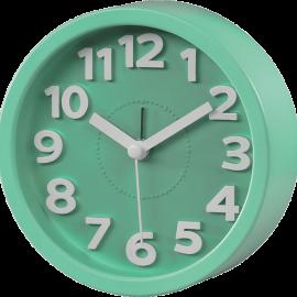 HAMA Retro Alarm Clock Round Πράσινο