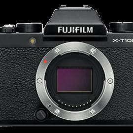 FUJIFILM X T100 Black Body